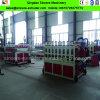 Schaumgummi-Vorstand-Blatt Belüftung-WPC, das Extruder-Maschine herstellt