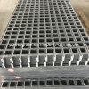 Reja moldeada FRP de la fibra de vidrio para la plataforma
