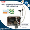 Machine Fillling van de Pomp van Youlian de semi-Auto Magnetische Vloeibare voor Geneeskunde (yg-1)