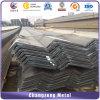 Barra di angolo d'acciaio uguale galvanizzata laminata a caldo strutturale di uso Q235