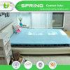 Pista impermeable suave del pesebre de la talla de encargo exclusiva del protector de la cubierta de colchón ajustada