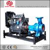 Jeu agricole de pompe à eau d'irrigation de moteur diesel