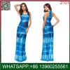 Donne del commercio all'ingrosso del fornitore della Cina più il vestito lungo da formato per estate