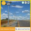 Haut Lumen IP66 60W 8M Pole solaire pour la route des feux d'éclairage de rue