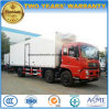 20t Dongfeng 8 spinge il camion del camion refrigerato 3 assi