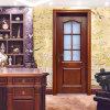 Chinesische Art Interiror bereiftes Glas-hölzerne einzelne Tür (GSP3-055)