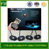Un mini dell'automobile LED del nuovo controllo di 4 baccello indicatori luminosi fuori strada della roccia da Phone