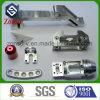 Guarniciones que muelen modificadas para requisitos particulares del CNC del metal de aluminio del acero inoxidable de la precisión