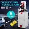 12V источник питания насоса подъема автомобиля 6 кварт гидровлический пластичный