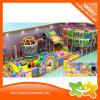 De kleurrijke Mini Zachte BinnenApparatuur van de Speelplaats voor Baby