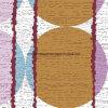 100%Polyester druckte abstrakter Kreis Pigment&Disperse Gewebe für Bettwäsche-Set