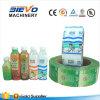 La chaleur en PVC Senstive rétrécir Etiquette du flacon pour huit couleur