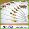 Les échantillons gratuits offrent une carte mince en PVC pour l'impression sérigraphique