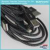 Cable micro del USB para el iPhone