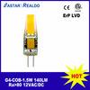 Bulbo quente do diodo emissor de luz da ESPIGA 2W G4 das vendas com Ce RoHS