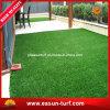 Prato inglese sintetico resistente al fuoco del tappeto erboso per il giardino domestico
