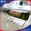 Stand acrylique de crémaillère de vin d'étalage d'OEM/ODM