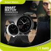 Relógio esperto do atendimento SMS da sincronização do podómetro de Bluetooth da fábrica para o iPhone Android