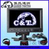 Inverse automatique de seul de tiret de stand de voiture de panneau moniteur de Digitals LED (SA7G)