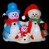 3D iluminação ao ar livre decorativa do boneco de neve do Natal do diodo emissor de luz Papai Noel (CA-CL450)
