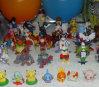 Het plastic Speelgoed van de Capsule, het Speelgoed van de Verkoop