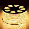 120V 5050 Warm White Outdoor LED Strip Light (16*8.5mm)