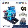 Desafía a estrenar, China Fabricante de Xy-200 Profundidad 200m Skid Mounted agua de pozo plataforma de perforación en Venta