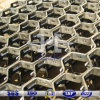 Hexsteel Metal Flex revestimiento refractario (Apertura de 50mm, profundidad de 10-70 mm)