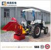 Tractor Opgezette Houten Chipper WC-8 van de Aandrijving van Z.o.z. voor Verkoop