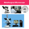 Microscopio Metalúrgico Pulverización Revestimiento Pintura Rendimiento Equipo De Prueba Dispositivo