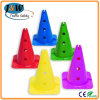Europe Standard Plastic Colored Traffic Cone with CE Certification