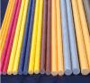 Sulicone 고무 절연체를 위한 FRP 로드 섬유 유리 로드