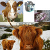 Wert-Ziege-Kuh-Zufuhr-Produktions-Pflanze