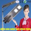 Tutti in una lampada dell'indicatore luminoso del giardino di energia solare con CE RoHS IP65