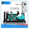 Stamford alternateur 120KW 150kVA générateur de moteur diesel de haute qualité avec l'ATS