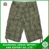 Cargo Short Pants di 100%Cotton Men per Casual Sport (P-1702)