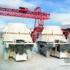 Areia de Pcl da mina que faz a máquina