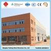 Estructura de acero de la fabricación prefabricada ligera para el edificio del taller y del almacén