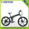 Bicicleta elétrica 26 da montanha do projeto na moda
