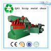 L'aluminium Fabricant de machine à briquette de cisaillement de fer (Haute Qualité)