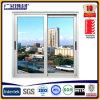 Horizontales Büro-schiebendes Glasfenster mit Verschluss