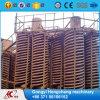 Strumentazione minerale dello scivolo a spirale di buona qualità di Hc per la vendita calda