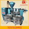 Extractor combinado capacidad grande del petróleo de cacahuete