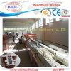 Ligne de production de profilé de porte coulissante et vitrée isolée en PVC