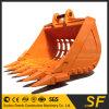 掘削機のためのEx600ハードロックの骨組バケツ