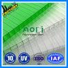 UV Coated покрашенный лист поликарбоната, лист полости поликарбоната двойного слоя