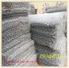 Cesta Twisted doble hexagonal de Gabion