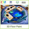 El líquido de epoxy respetuoso del medio ambiente al por mayor 3D suela la pintura con precio bajo