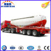 3 as 45cbm Bulker/de BulkTanker van het Vervoer van het Cement/van het Poeder/de Semi Aanhangwagen van de Tankwagen