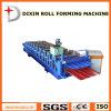 Rodillo doble de la cubierta de Dx que forma la máquina